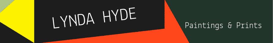 Lynda Hyde Art header image